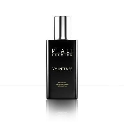 Viali VM Intense 124 Alternative to Aventus Creed 30ml EDT Perfume Spray Halal