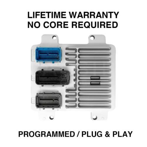 Engine Computer Programmed Plug/&Play 2005 Chevy Malibu 12596816 YKWL 3.5L ECM