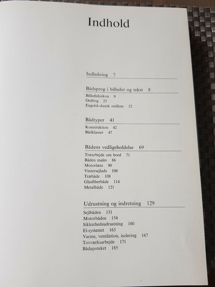 Gyldendals store BÅDEBOG, Eyvin Schiøttz, emne: