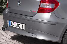 AC Schnitzer Heckschürze für BMW 1er E81/E87