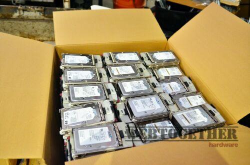 """HP AG804-64201 450GB 15K 3.5/"""" FC  AG804B 447186-003 5697-6817 BF450D6189"""