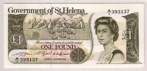 St-Elena-Sant-039-Elena-1-pound-1981-FDS-UNC-Pick-9-lotto-2555