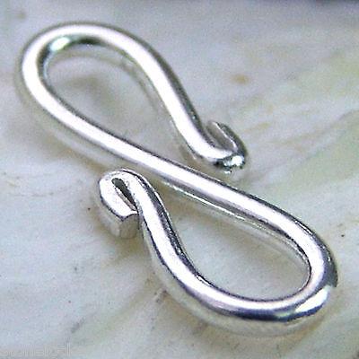 GemäßIgt L17 S-haken 17mm Silber 925 Verschluss F. Kette U. Armband Silver Clasp 17mm L17 Zu Den Ersten äHnlichen Produkten ZäHlen