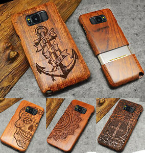 samsung s9 plus case wood