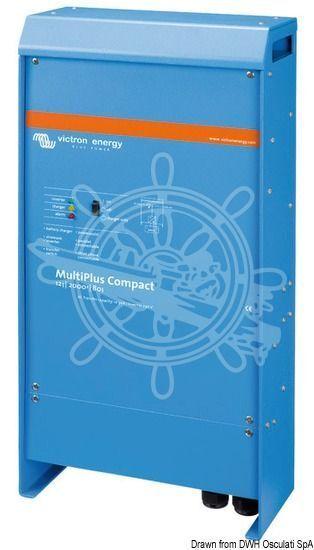 VICTRON Kombigerät Kombigerät Kombigerät Multiplus 2000 W 24 V 2d8d16