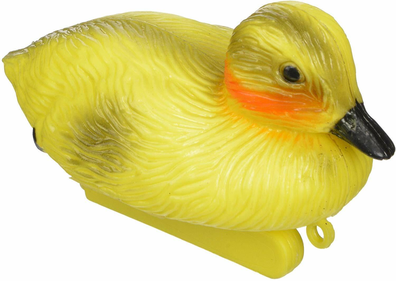 Laguna Plastic Baby Duck Waterfowl Ornament, 5-Inch
