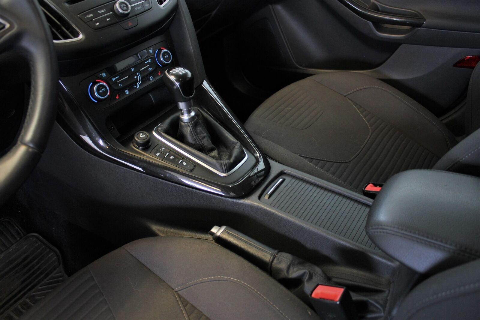 Ford Focus 1,5 TDCi 120 Titanium stc. - billede 11