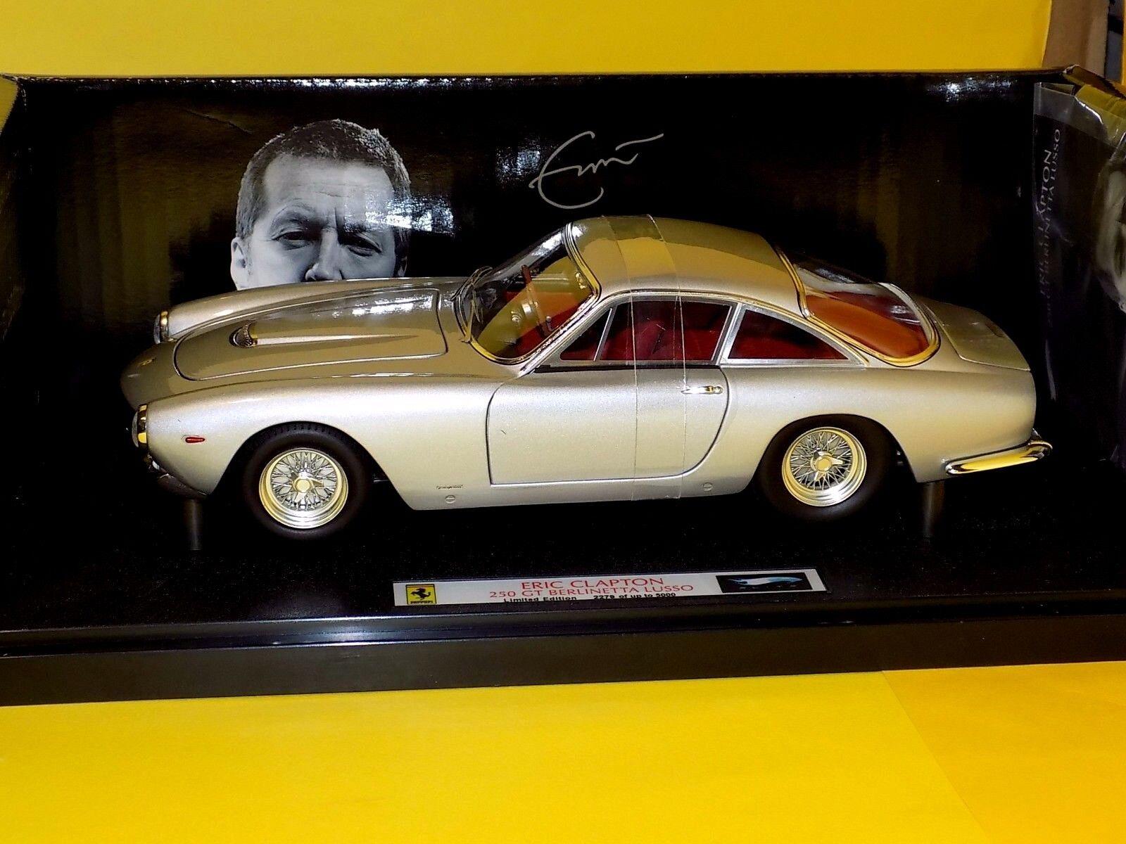 Ferrari 250 Gt Berlinetta Eric Clapton Elite T6254 1 18