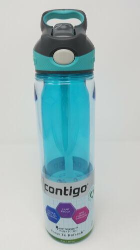 24 Multiple Colors Contigo Autospout Water Bottle 18 YOU PICK 26 or 32 oz