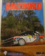 Rallyworld 1990-91  6th Rallyworld Annual Paperback
