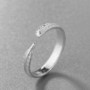 925-Silver-Thin-Feather-Adjustable-Knuckle-Midi-Mid-Pinkie-Toe-Ring-Girls-Gift