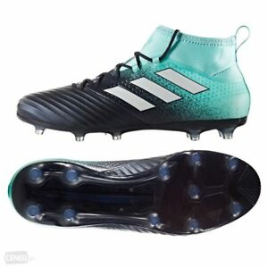 half off 09786 d3157 Details about adidas ACE 17.2 FG Primemesh Aqua White Ink S77055 Football  Boots Size UK 7-12