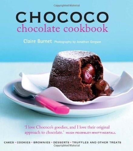 1 of 1 - Chococo Chocolate Cookbook, 1849750912, New Book