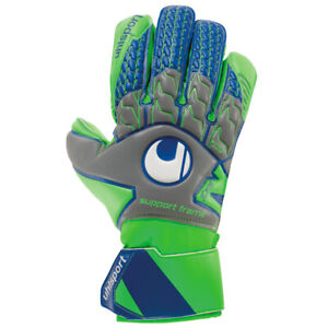 Gants Football Gardien De but Uhlsport Tensiongreen Soft Taille 11 Neuf