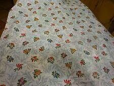 neuf =rideau,nappe ,serviettes de table ,tissu 2mx0,88