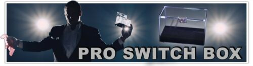 Make Items Appear and Change Seemingly at Will Pro Switch Box by Rob Stiff