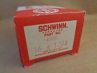Vintage Schwinn Bicycle Stingray & Krate 16 X 1-3/4 Tube In Box-new Old Stock