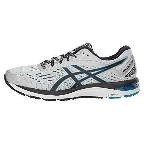 Asics Men's Gel-Cumulus 20 Running shoes NEW AUTHENTIC Grey Black 1011A008-020
