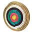 Junxing Traditional Solid Straw Archery Target Outdoor Sports Archery Shooting X