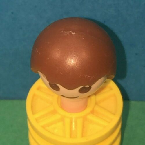 tête enfant Playmobil ref 8