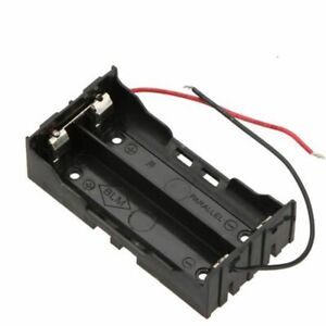 Battery-Storage-Storage-Box-Case-Holder-Container-18650-Parallel-with-Wire