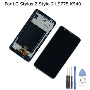 Details about Touch Screen LCD Display Digitizer Replace for LG Stylus 2  Stylo 2 LS775 K540