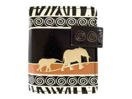bb Klostermann Geldbeutel Geldbörse Elefant schwarz 51152