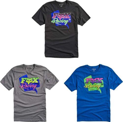 Fox Racing Castr Premium T-Shirt Mens Tee