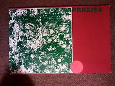 PRAXIS #3 '79 punk fanzine- BUZZCOCKS *B-52s *CRAMPS *GANG OF FOUR *WAYNE COUNTY