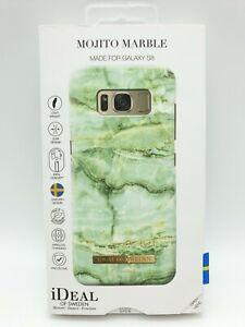 Détails sur iDeal Of Sweden - Coque de Protection Mojito Marble pour Samsung Galaxy S8