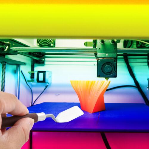 3pcs 3D Printer Accessories 3D Printer Removal Tool Shovel Spatula Tool Set