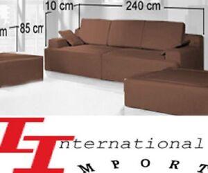 luxe neuf 1490 salon sofa d 039 angle