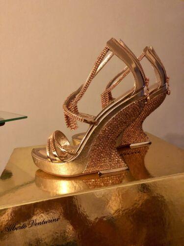 Donna Alberto Cerimonia Sandalo Eleganti Sandali Sera Venturini FgqnB