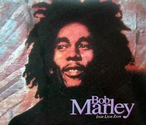 Bob-MARLEY-IRON-Lion-Zion-1992-Maxi-CD