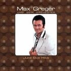 Max Greger Juke box hits (compilation, 21 tracks, 2000) [CD]