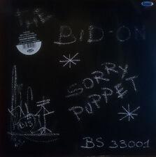 The Bid-On (Giuliano Sorgini) – Sorry Puppet LP Cinedelic Italian Library Psych