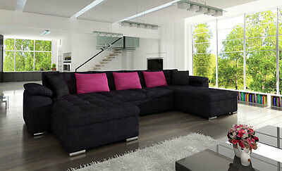 Ecksofa mit schlaffunktion grau  Sofas collection on eBay!