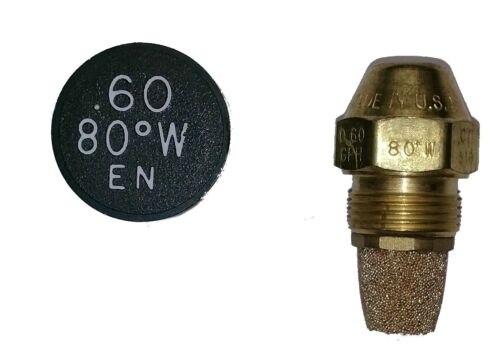 Delavan Düse 0.60 gph 80 Grad W