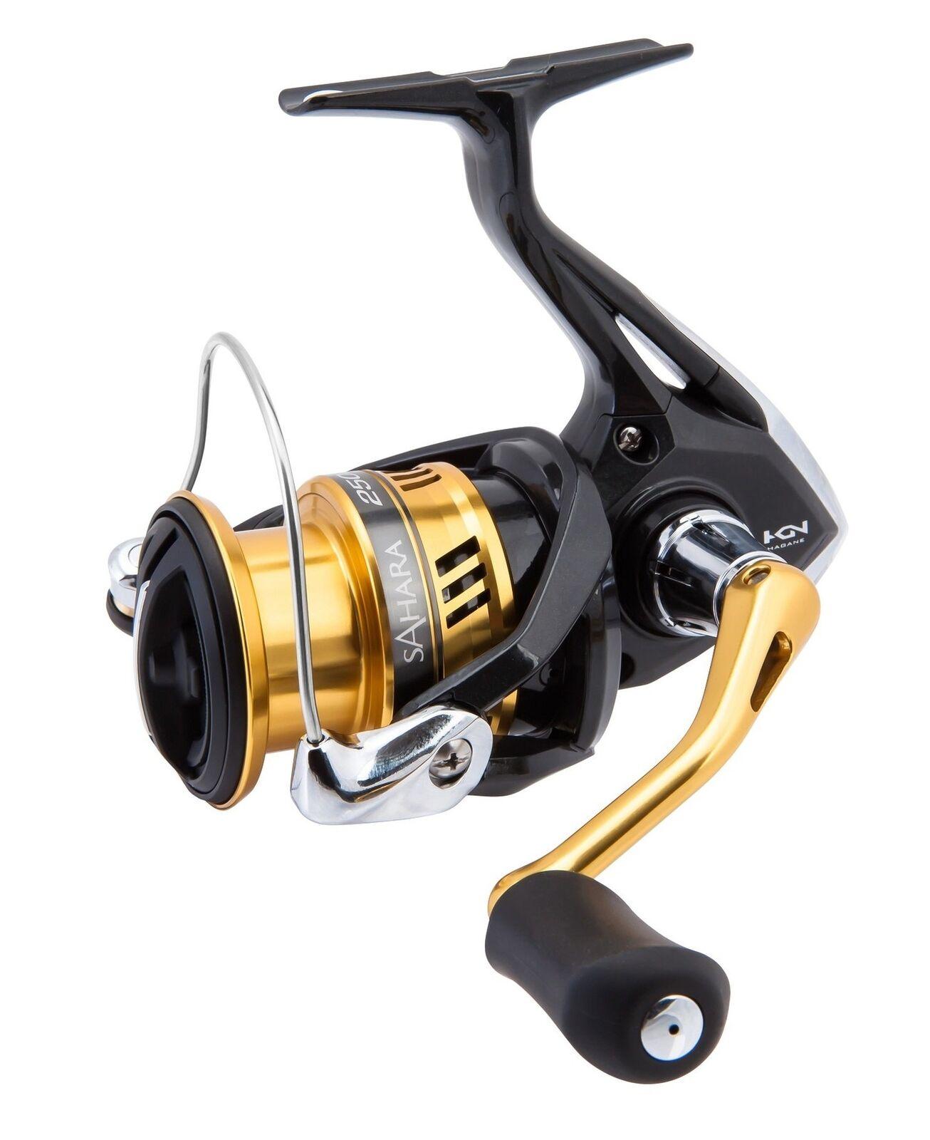SHIMANO Sahara 1000 FI Spinning Fishing  Reel, Model 2017 SH1000FI  exclusive