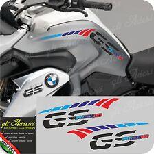 Kit Adesivi Fianco Serbatoio Moto BMW R 1200 gs LC stripes racing MOTORSPORT