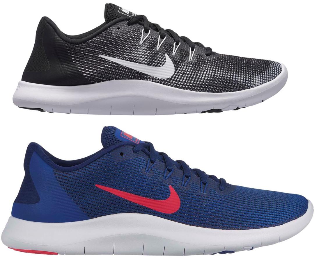Nike Flex 2018 RN Laufschuhe Turnschuhe Herren Turnschuhe Sportschuhe Jogging 1462
