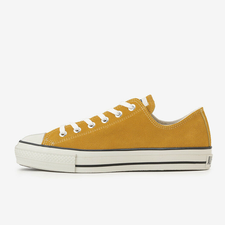 CONVERSE OX SUEDE ALL STAR J OX CONVERSE Gold Chuck Taylor Limited Japan Exclusive 714545
