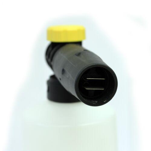 Espuma Nieve Boquilla Lance botella se adapta Lavor Lavorwash Agua a Presión