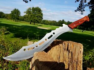 Mega-Machete-Buschmesser-Bowie-Hunting-Messer-Machette-Macete-Cauteau-Coltello