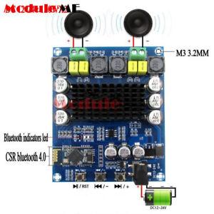 Bluetooth-4-0-TPA3116D2-120-W-X-2-Ricevitore-wireless-audio-digitale-amplificatore-Board