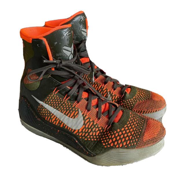Size 10 - Nike Kobe 9 Elite Sequoia