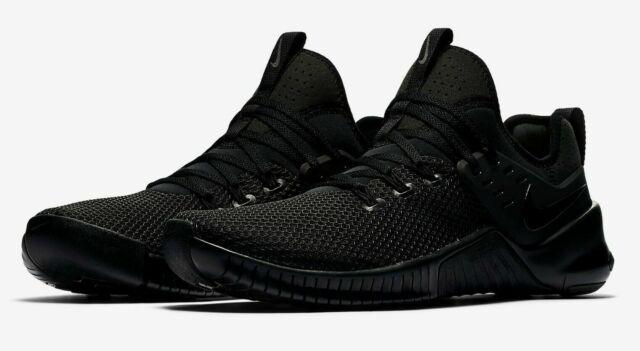 Nike Metcon Triple Black Crossfit