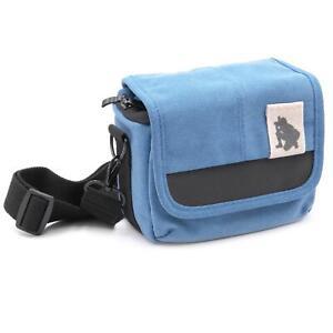 Universal-Camera-Bag-gray-Canvas-for-Nikon-Coolpix-P1000