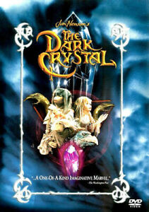 The Dark Crystal DVD, Tim Rose, Mike Quinn, Bob Payne, Brian Muehl, Louise Gold,