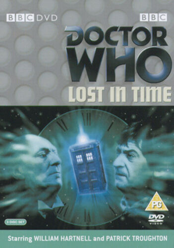1 of 1 - Doctor Who: Lost in Time DVD (2004) William Hartnell